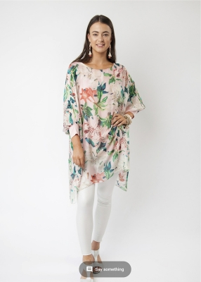 Paradise Lily Tunic